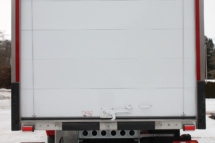 Ausstattung - Heckvariante - Iso-Rolltor