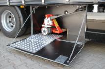 Hubwagen-Kiste