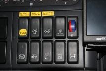 Control panel Betriebsfunk etc.