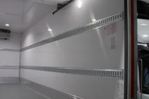 Innenausstattung - LED-Seitenwandleuchte-Ausf. Rolltor