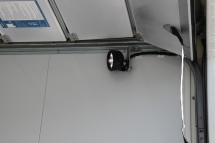 LED-Arbeitsscheinwerfer - Rolltor