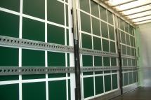 Stahl-Einstecklatte zur Ladungssicherungs-sicherung