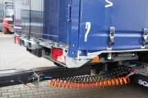Staplerhalterung - Lkw