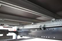 Unterbau Stahl-Aluminium-Konstruktion