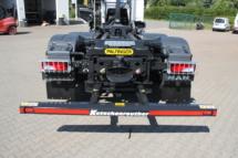 Unterfahrschutz hydraulisch ausfahrbar