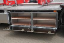 V2A-Werkzeugkiste mit Zwischenboden