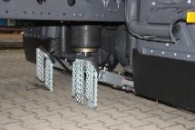 Zubehoer - Kettenkreisel pneumatisch zuschaltbar