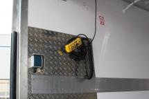 Zubehoer - Ladung Elektro-Hubwagen - 220V-Feuchtraumdose