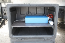 Zubehoer - Ladung Elektro-Hubwagen mittels Wechselrichter