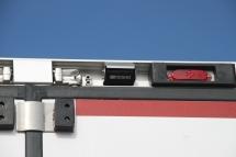 Zubehoer - Rueckfahrsystem - Kamera geschuetzt montiert