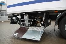 Zubehoer - Transportbox fuer Hubwagen