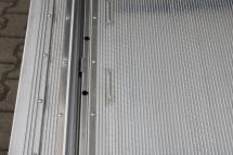 Ladebordwand Zubehoer - Abrollsicherung - seitlich links