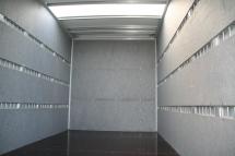 Staebchenzurrschiene f. Leichtmetall-Koffer-Aufbau