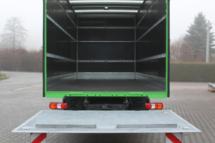 kofferaufbauten für Hersteller